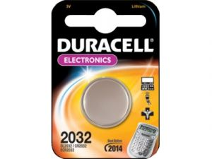 Батарейка Duracell 2032 DL2032/CR2032 KCR2032